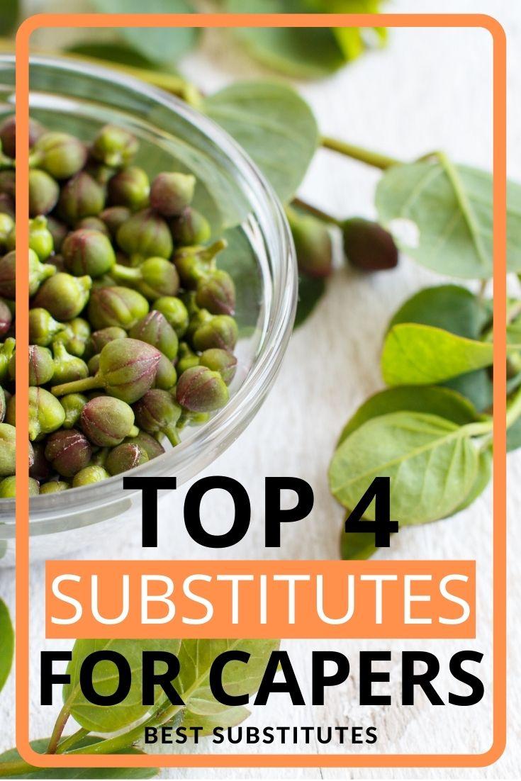 Best Capers Substitutes