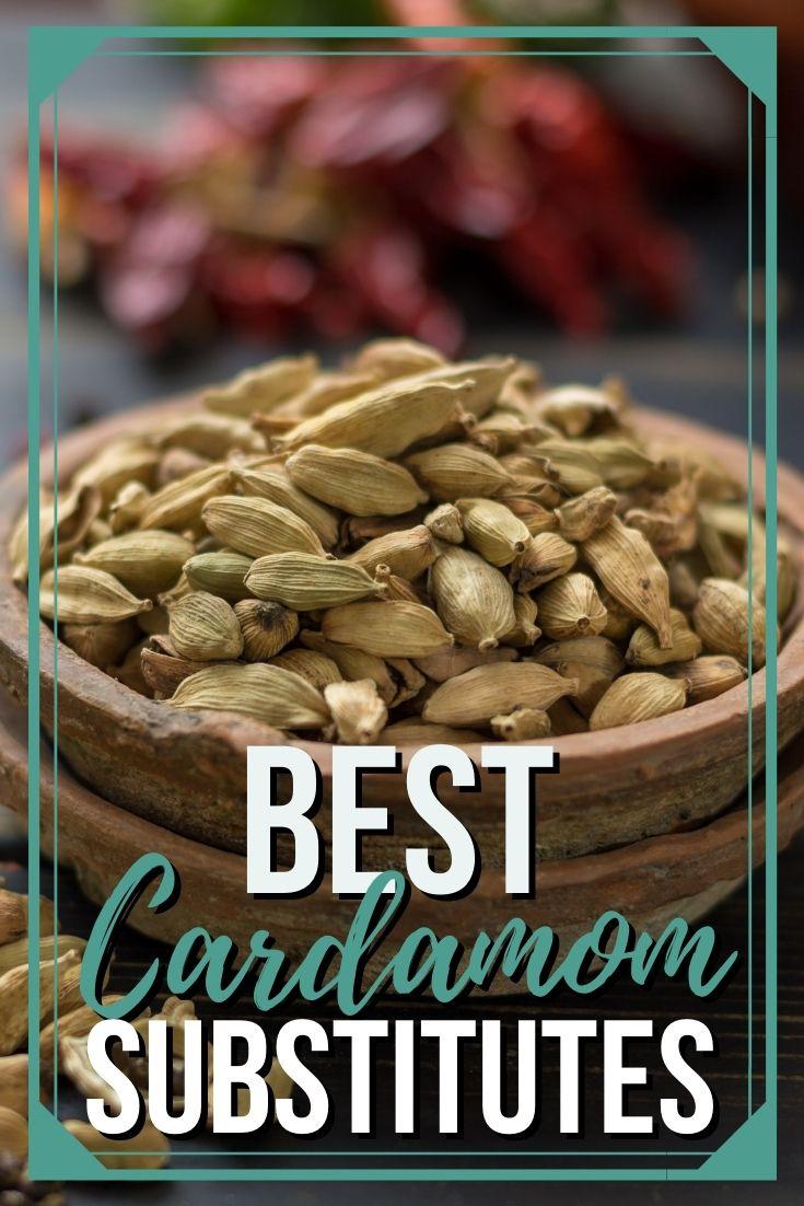 Best Cardamom Substitutes