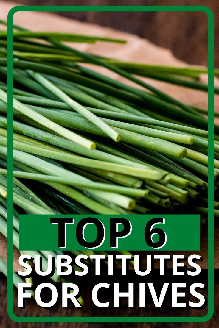 Best Chives Substitutes