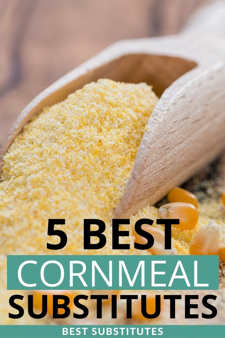 Best Cornmeal Substitutes