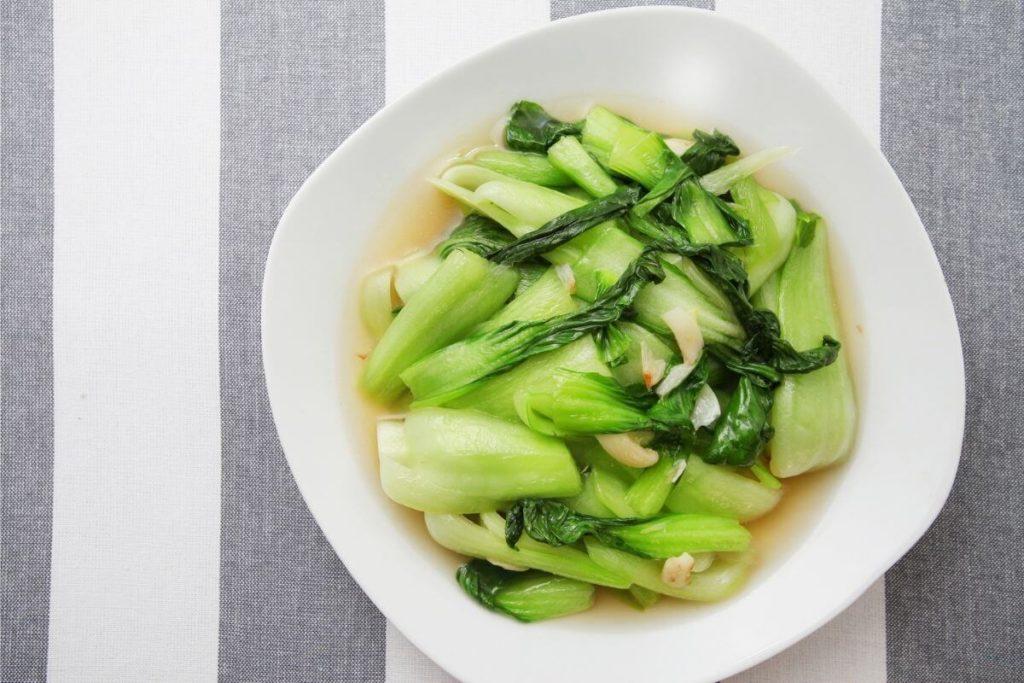 Bok Choy Stir-Fry