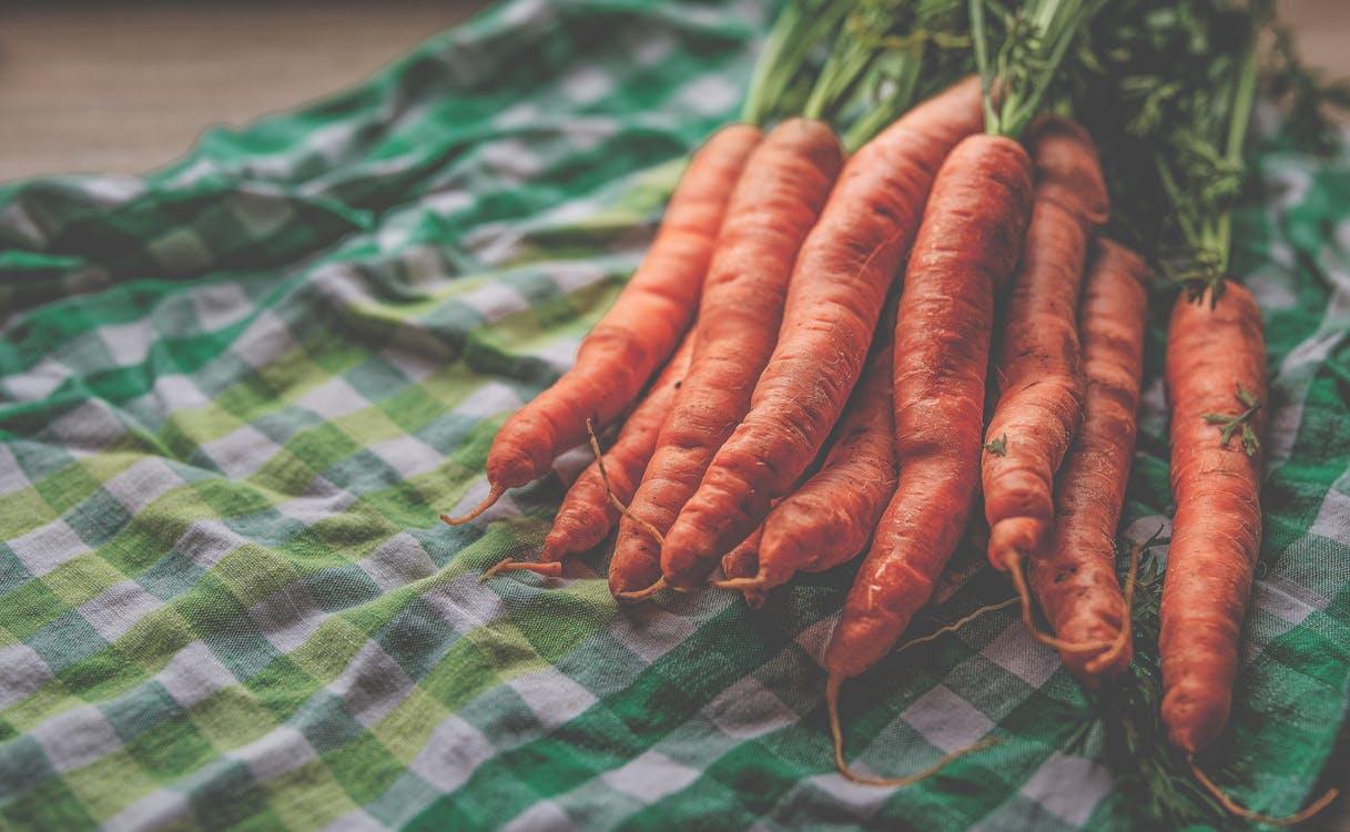 Carrots as alternative to celery