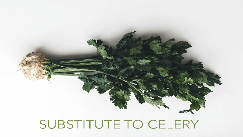 Substitute for Celery