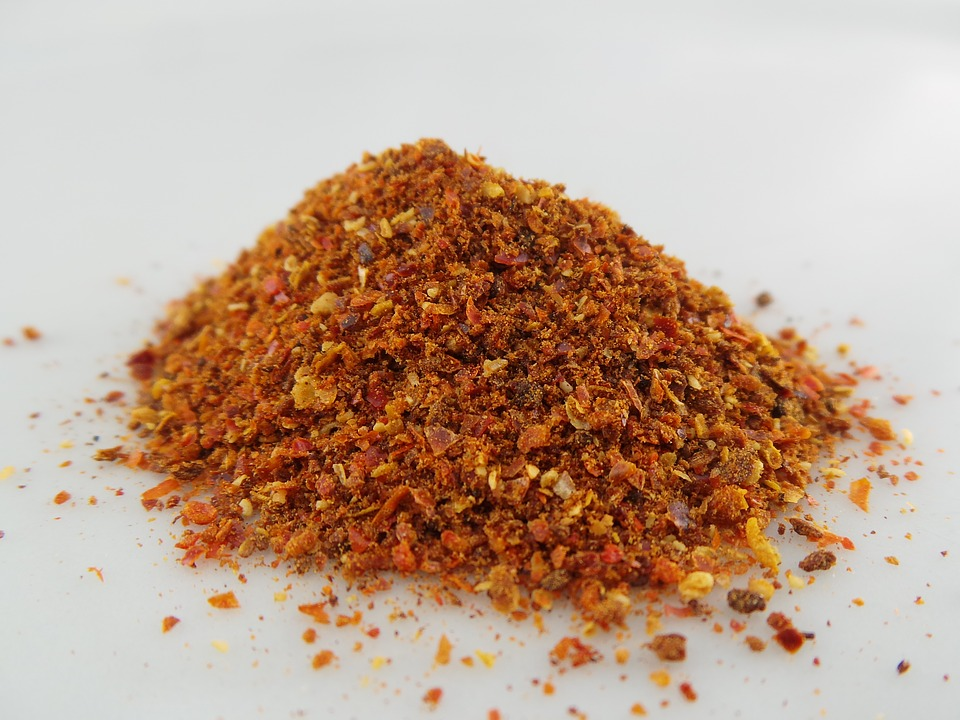Chili Powder as Substitute to Smoked Paprika