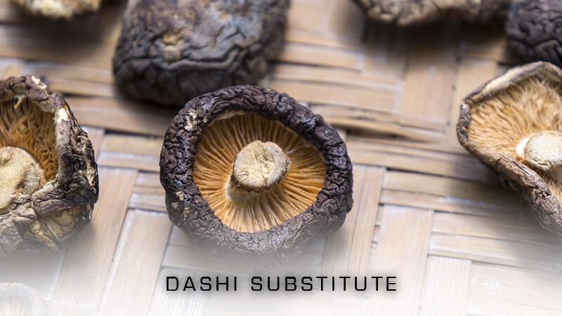 Dashi Substitutes