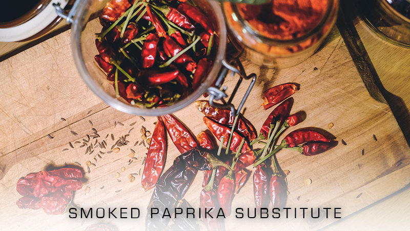 Smoked Paprika Substitute