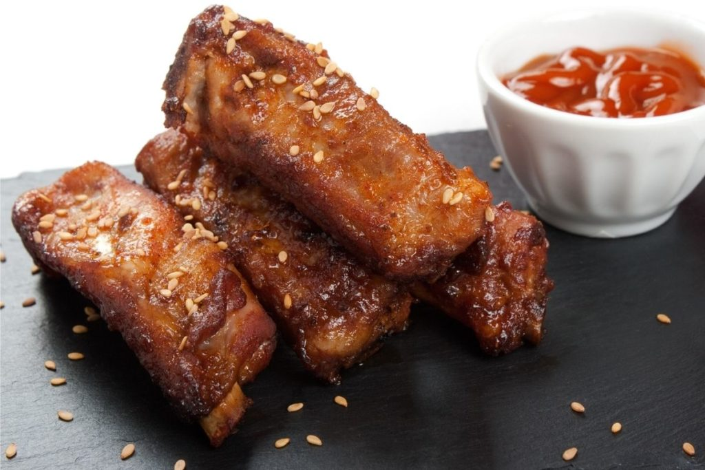 Soy and Sesame Short Ribs