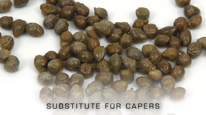 Top Substitute for Capers
