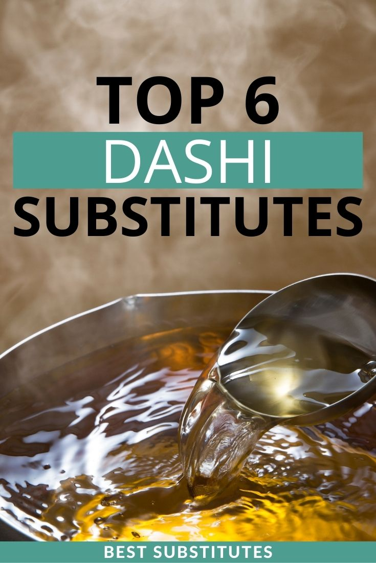 Top Dashi Substitutes
