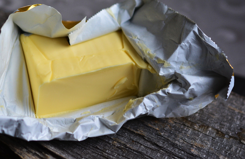 Butter as Substitute to Palm Oil