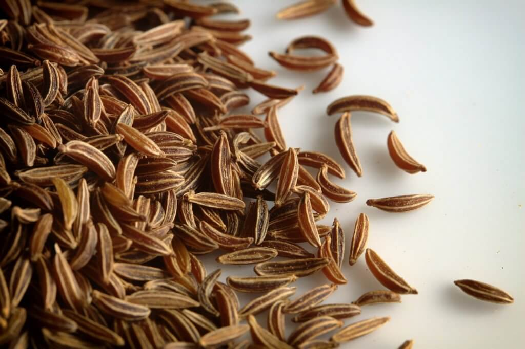 Alternative to cumin is Caraway