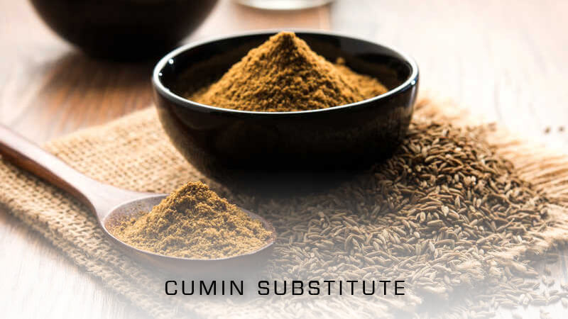 Cumin Substitutes
