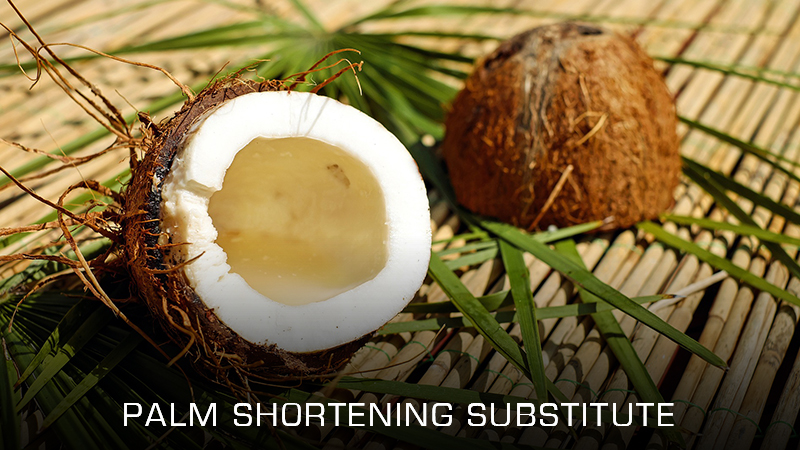 Palm Shortening substitute