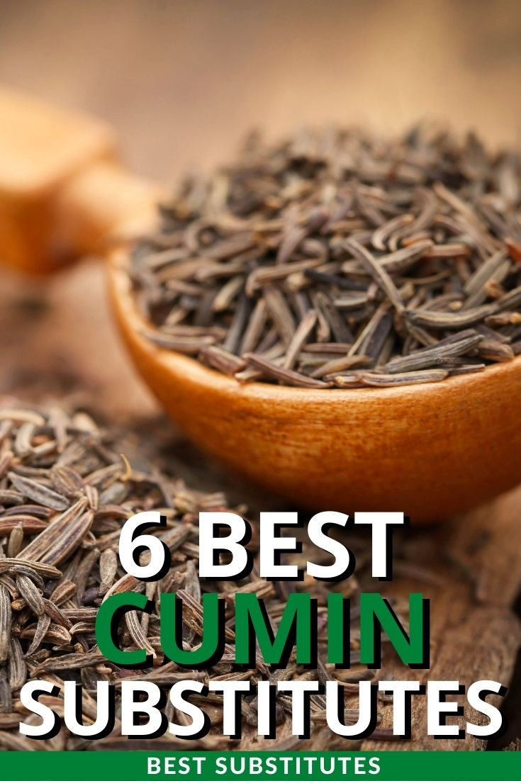 best cumin substitutes