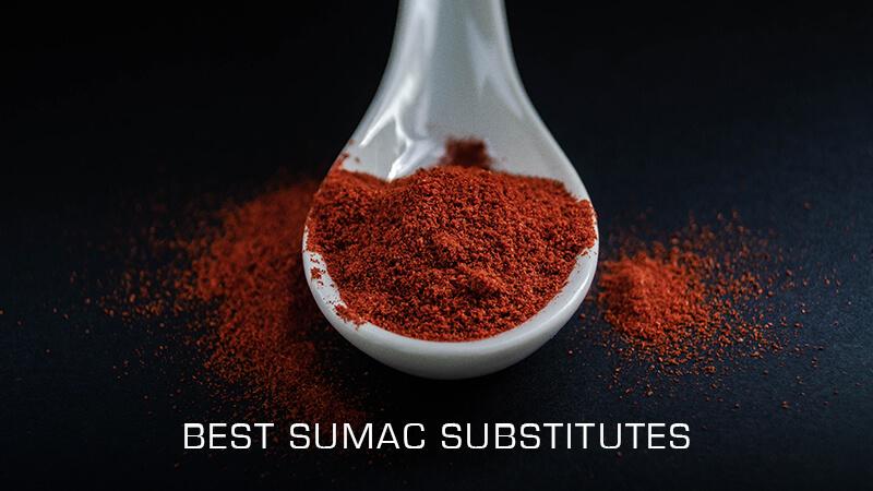 Sumac Substitutes
