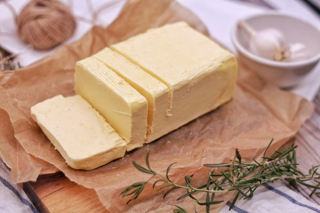 Butter as Lard Substitute