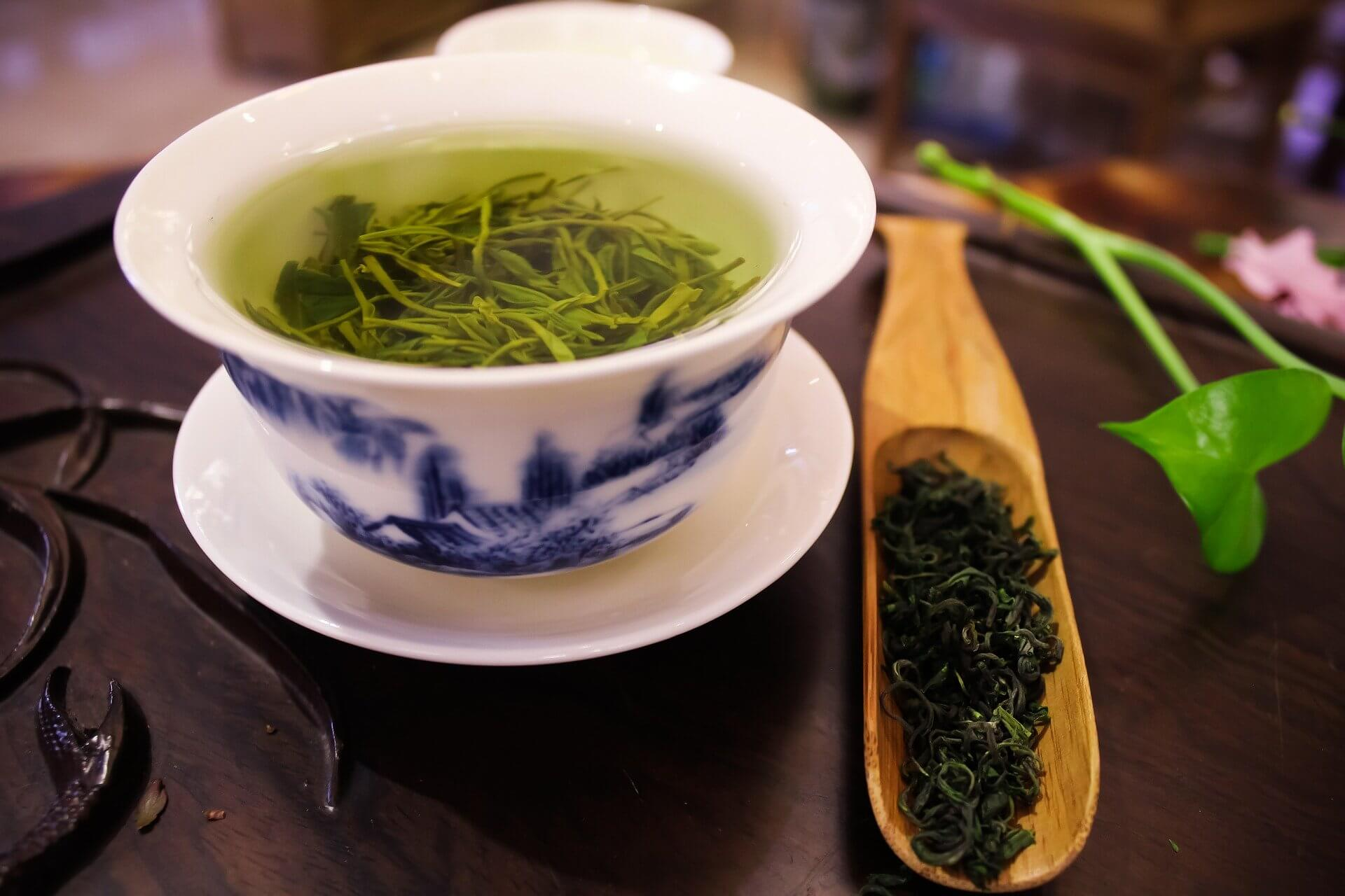 Green Tea, Healthy Drink