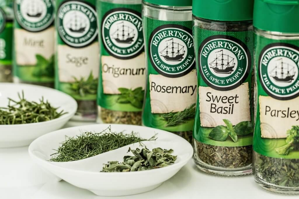 Herbs Substitute to Rosemary