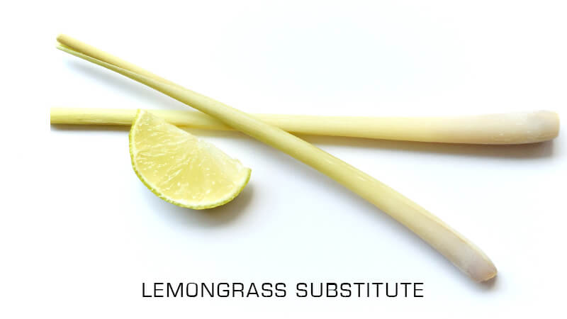 Lemongrass Substitutes