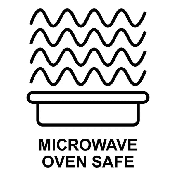 Microwave Oven Safe Symbol