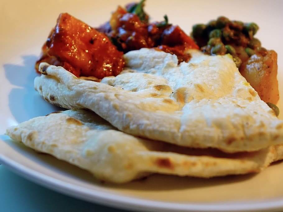 Naan Indian Flatbread