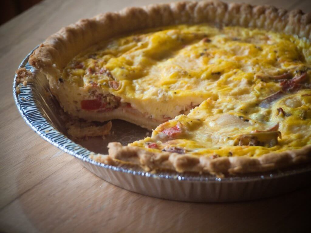How to Reheat Quiche Properly