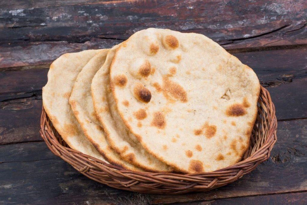 Roti and Naan