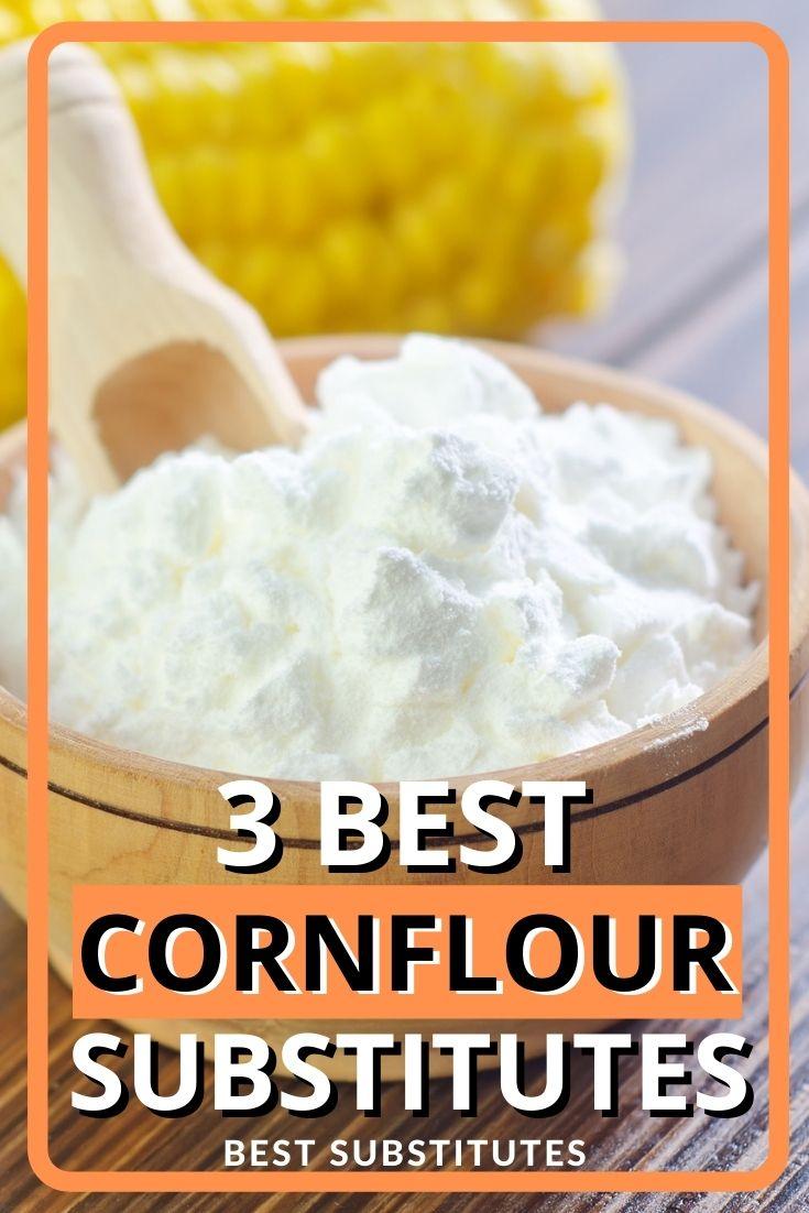 best cornflour substitutes
