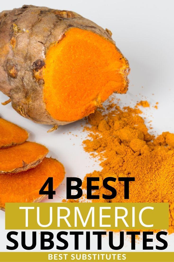 best turmeric substitutes