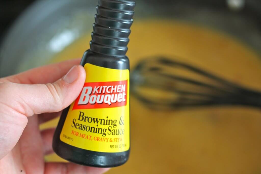 kitchen bouquet browning sauce