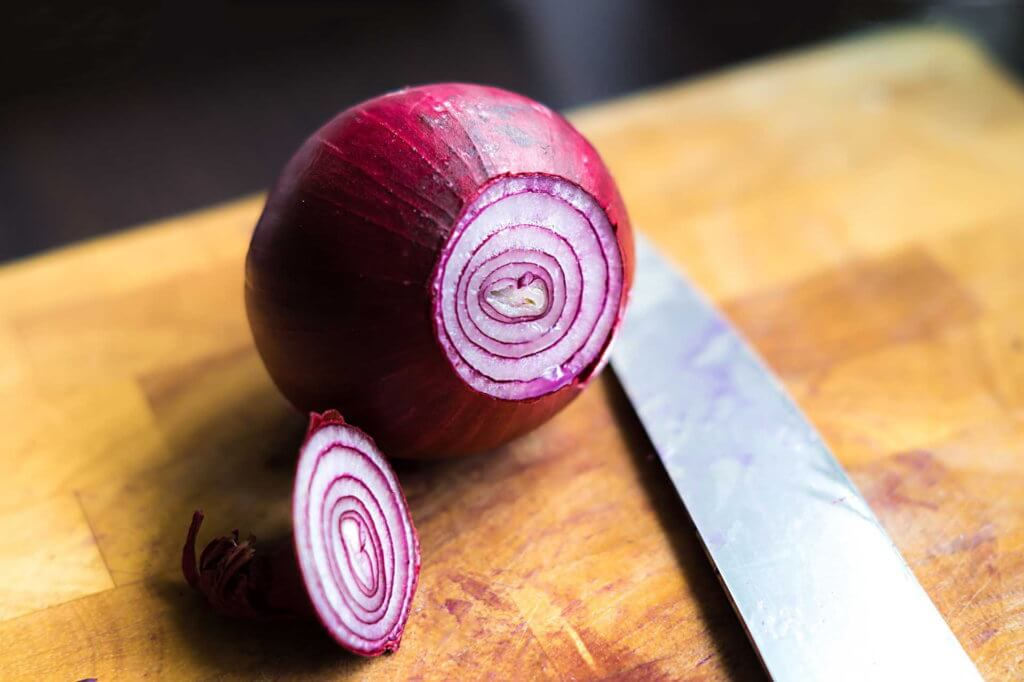 Onion Shelf Life