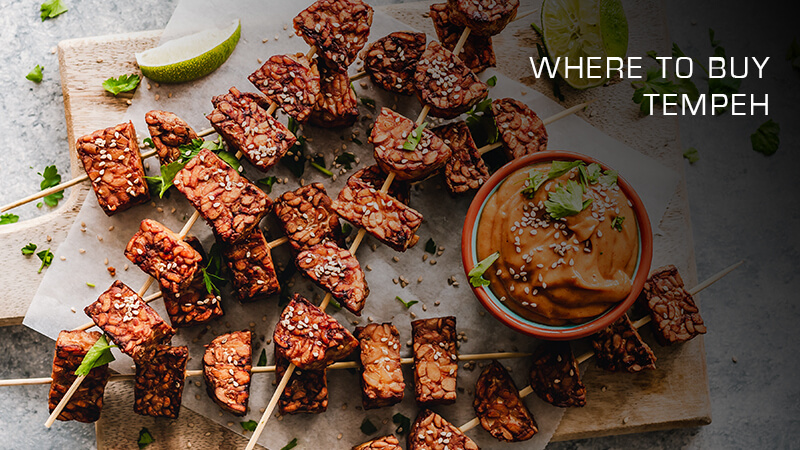 Where to Buy Tempeh