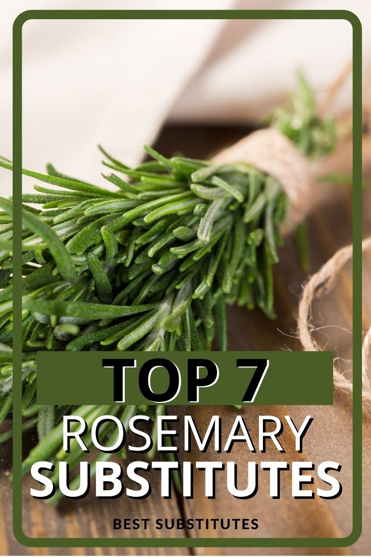 top rosemary substitutes