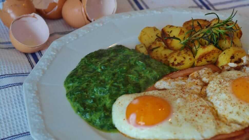 Palak indian recipe