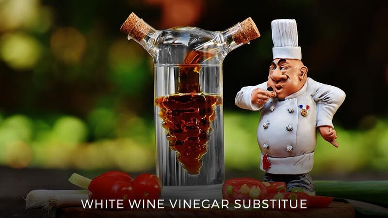 white wine vinegar substitutes
