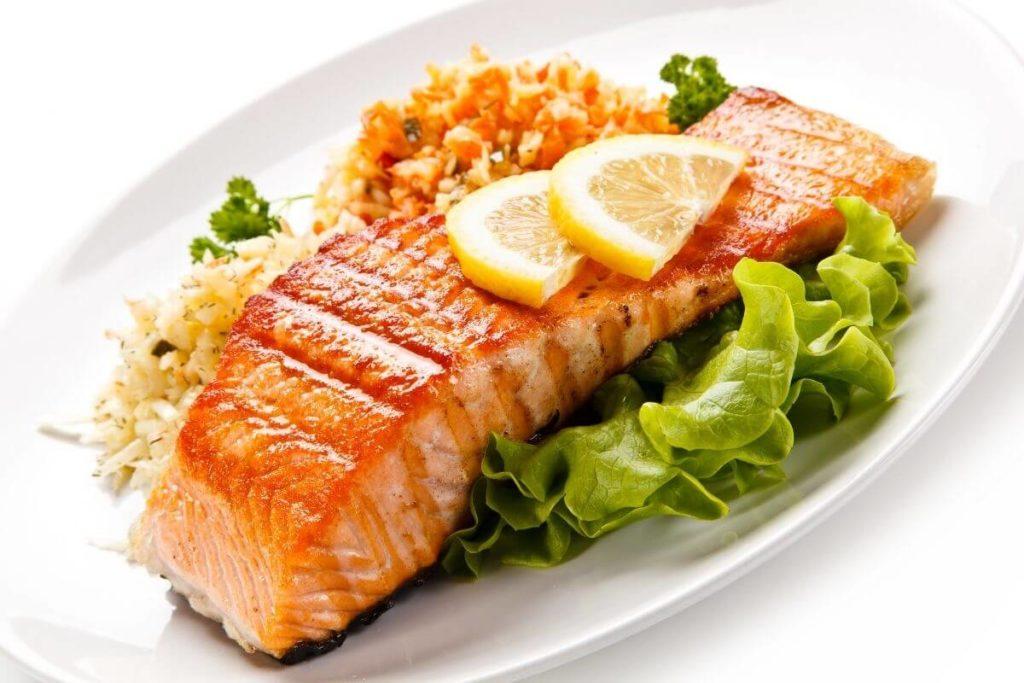Microwave - How to Reheat Salmon