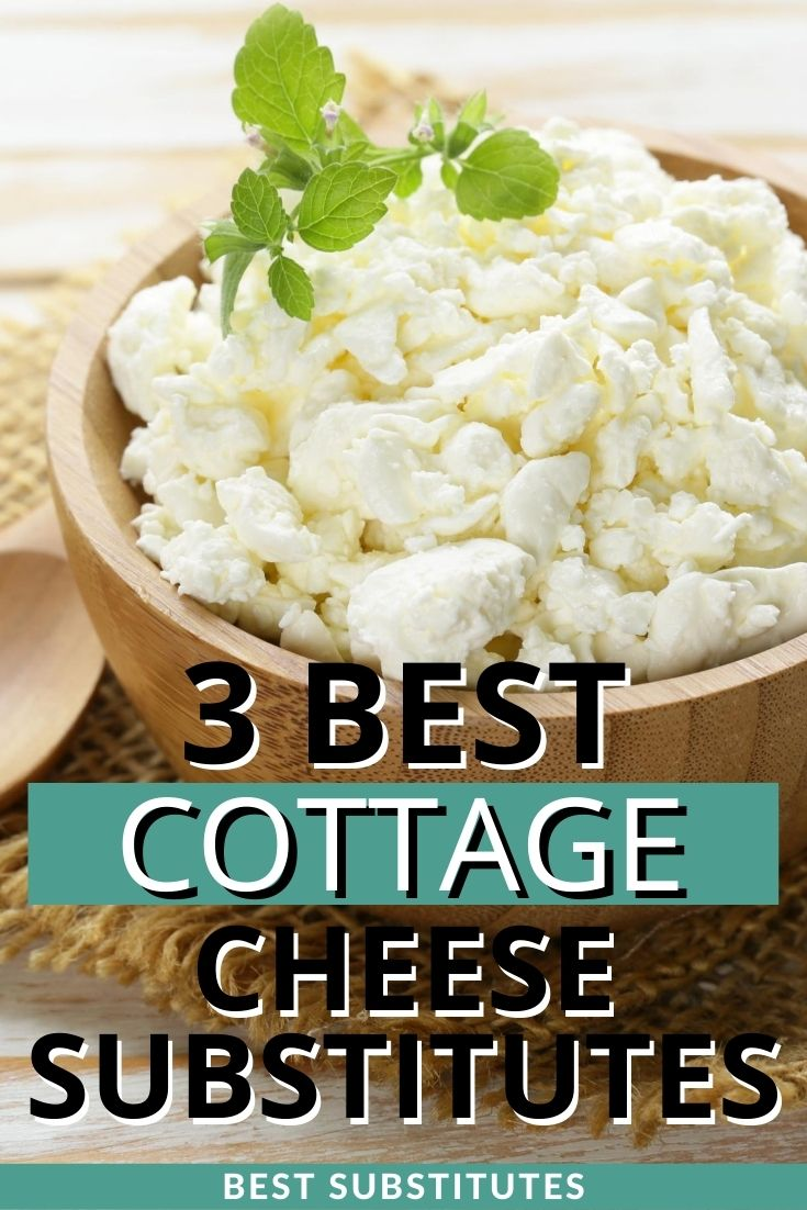 best subsitutes for cottage cheese