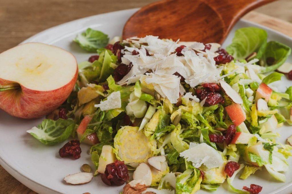 Honey-Mustard Sprout Salad