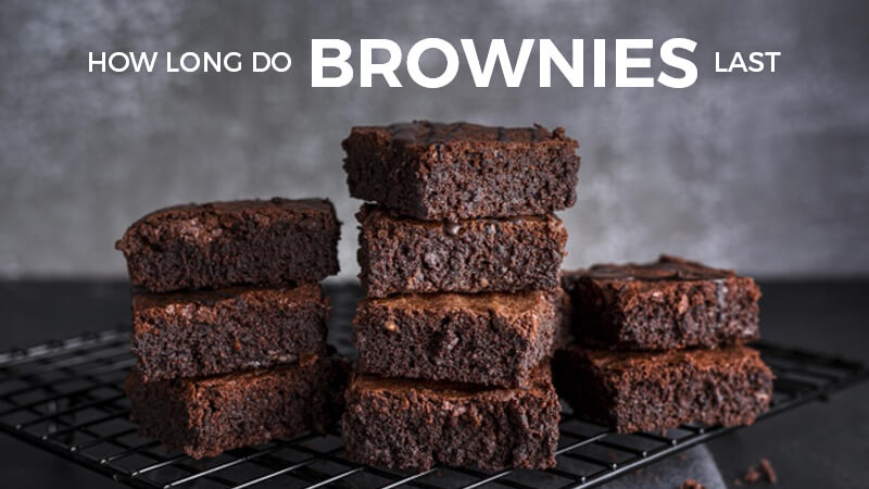 how long do brownies last
