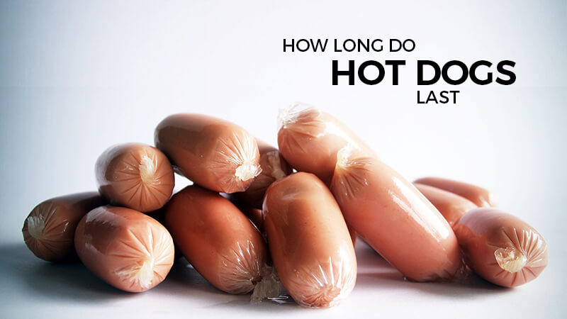 how long do hot dogs last?
