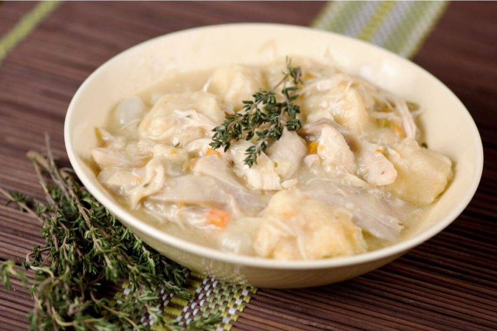 what are Chicken and Dumplings