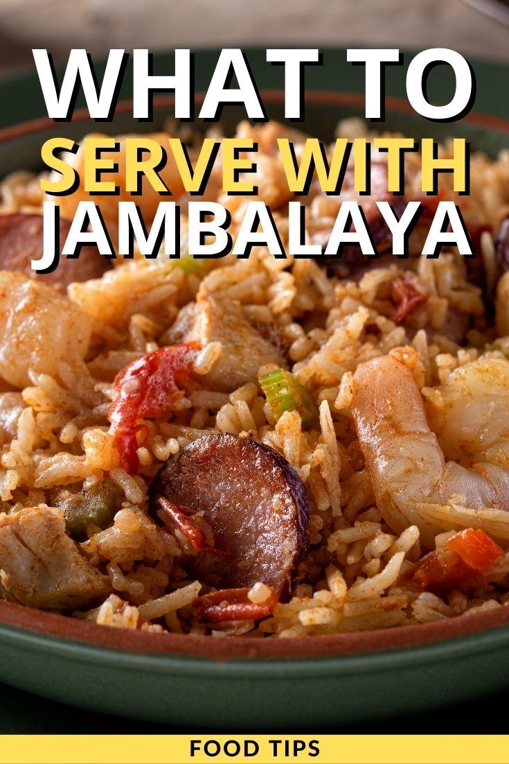 what to serve with jambalaya