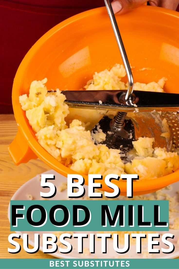 Best Food Mill Substitutes