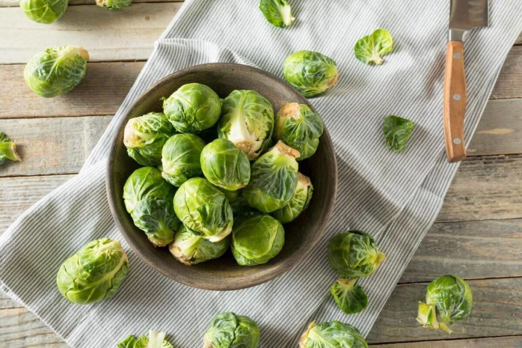 Brussels Sprouts - Foods That Start with B