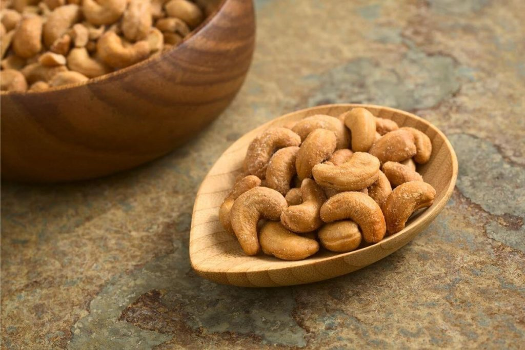 Cashew Nuts - Foods that start with C