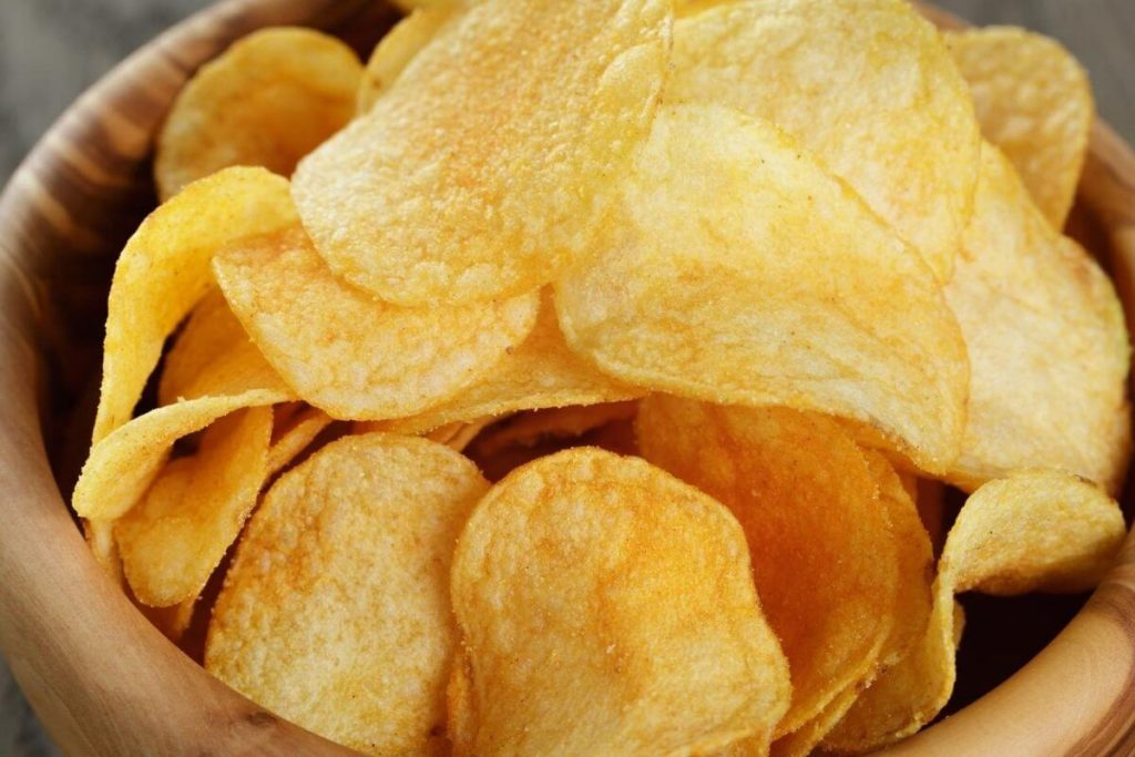 Chips - Foods that start with C