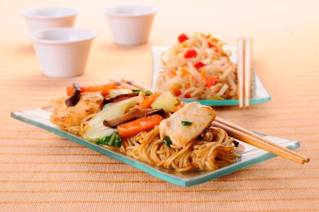 Chow Mein vs Chop Suey