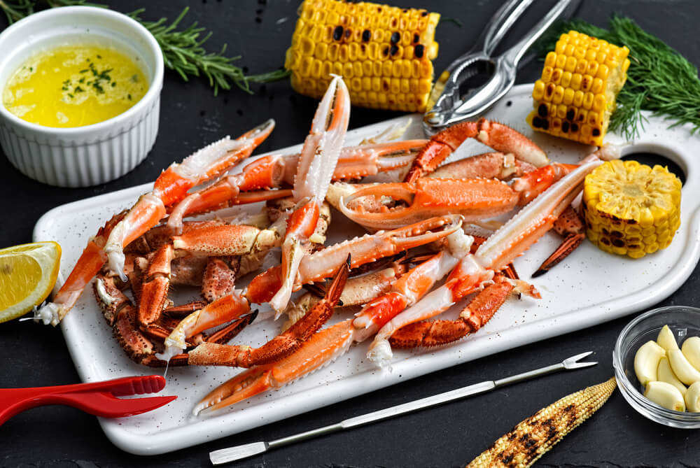 How To Reheat Crab Legs Learn 4 Best Methods Recipe Marker