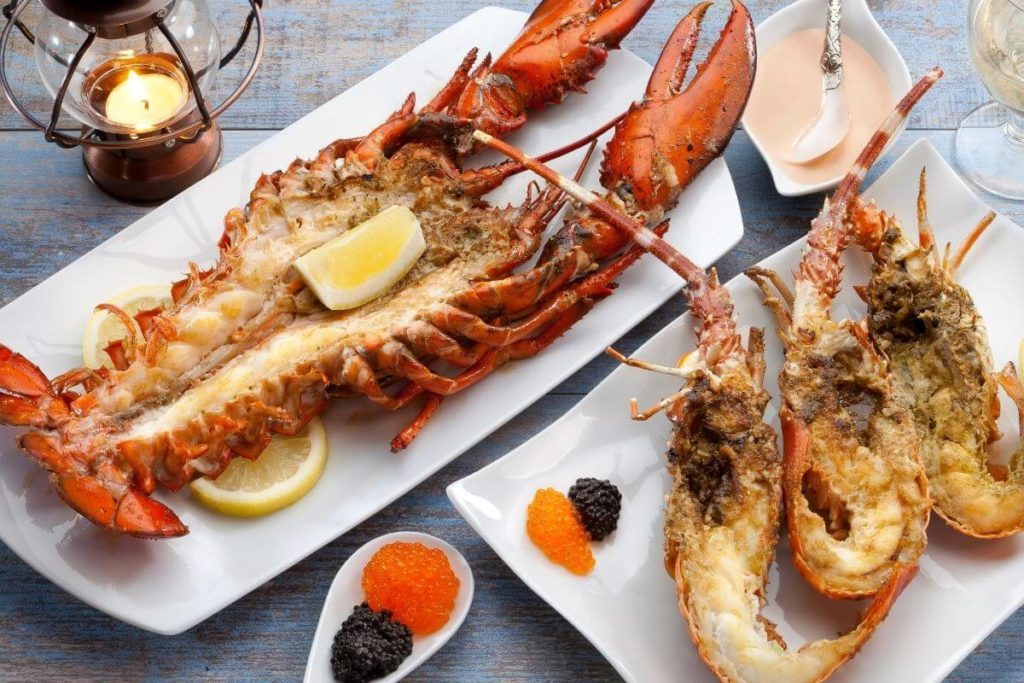 Lobster - Foods That Start with L