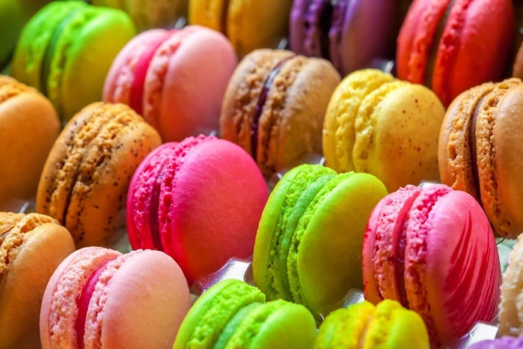 Macarons - Foods That Start with M
